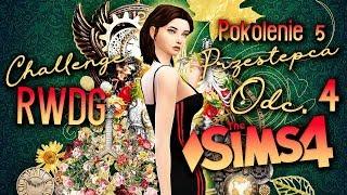 Mamy Purchlaczka!  - RWDG challenge - PRZESTĘPCA, pok. 5   THE SIMS 4  #4