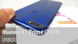 Huawei Y7 Prime (2018) Unboxing Video (FullView Screen Budget Phone)