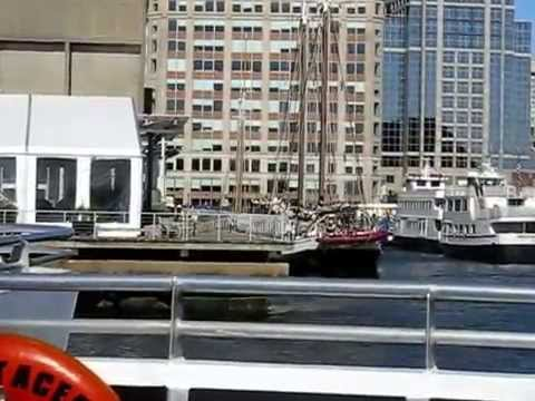 Ferry Ride Lynn MA to Boston MA