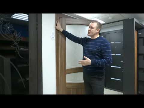 Что такое ДВЕРИ С ПВХ покрытием. Межкомнатные двери.