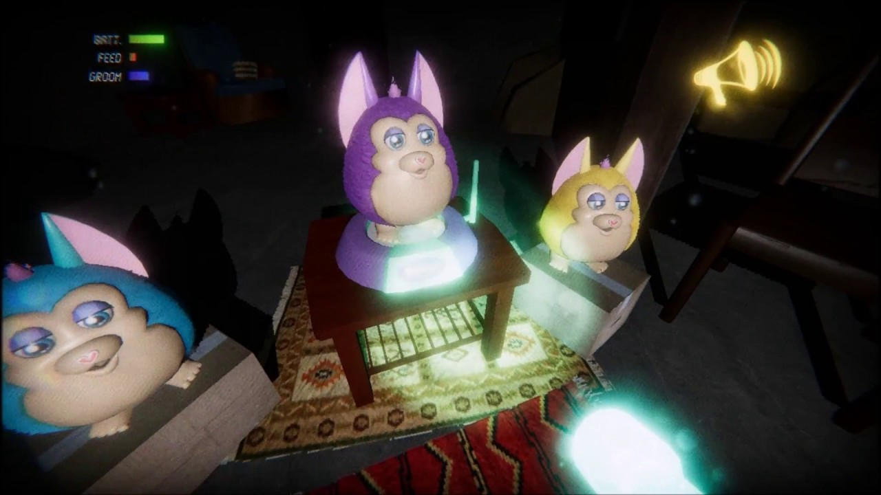 Tattletail - Mama Jumpscares (Indie Horror Game Jumpscares ... |Tattletale Horror Game
