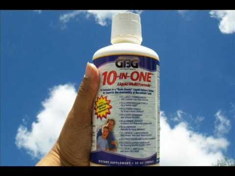 The Best Liquid Vitamin Mineral Supplement Gbg S 10 In