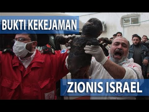 Ini Bukti Kekejaman Yahudi Israel Kepada Bangsa Palestina