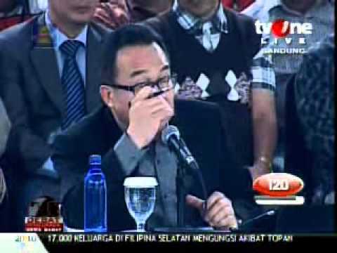 Debat Kandidat Pilkada JAWA BARAT - TV ONE (part 2-7)
