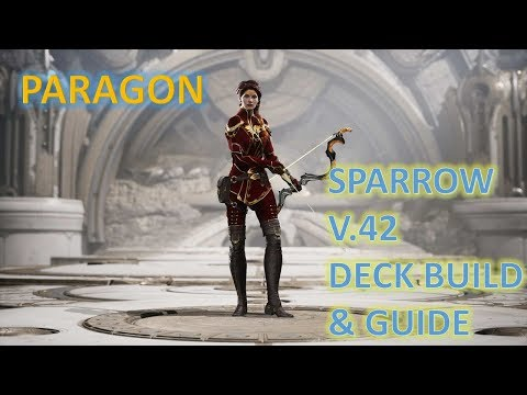 Paragon V42 - Sparrow Carry Deck Build
