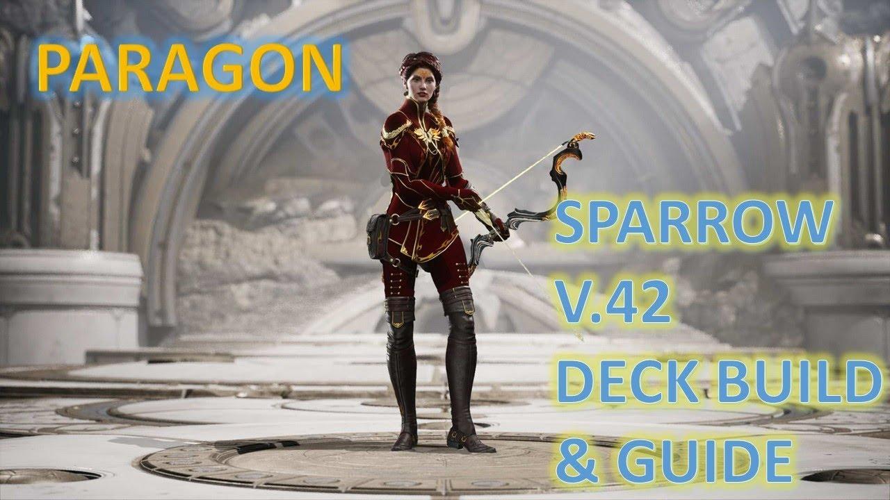 Sparrow Build Paragon