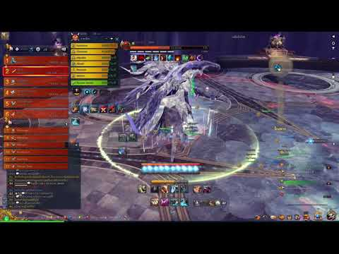 Blade & Soul [SV.TH] - Skybreak Spire Final Boss Raven King 12 man First clear [Assassin POV]