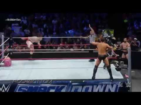 WWE Smackdown 10/17/2014 17th October 2014 Highlights ᴴᴰ