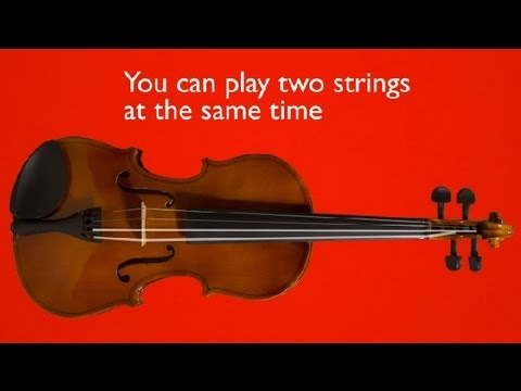 How to Harmonise with Violin Chords : Violin Concepts - YouTube