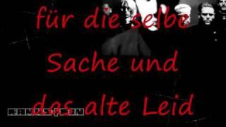 Rammstein - Das Alte Leid + Lyrics