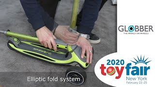 Introducing Globber Scooter and their Innovations (Toy Fair 2020)