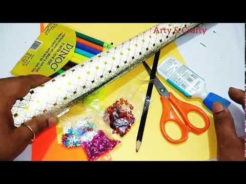 Dussehra Card/Dussehra Ravan Card/Dussehra Craft for Kids/Easy Dussehra Card making#ArtyandCrafty