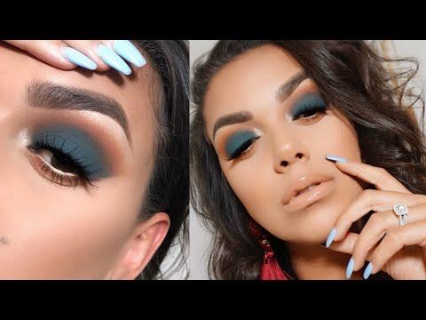 Dominique Cosmetics Latte Palette Review and Tutorial | Richelleramonnn | thumbnail