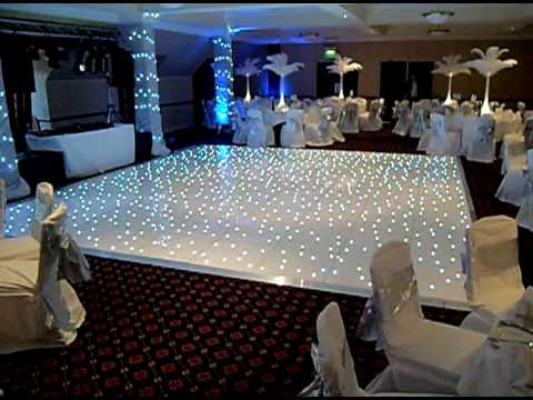 Starlit Led Dance Floor Portable Flooring For Functions