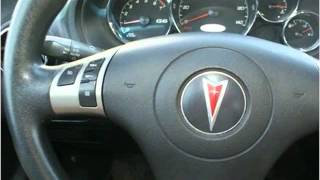 2007 Pontiac G6 Used Cars National City CA