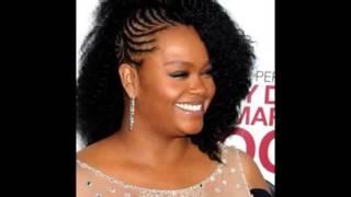 Ghana Face Oval hairstyles