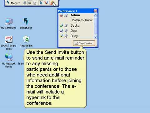 smartboard---bridgit-conferencing-software
