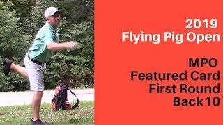 2019 Flying Pig Open - R1B10 - Arlinghaus, Schick, Clark, Lee