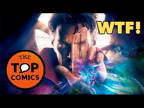 Cosas que no tienen sentido en Doctor Strange