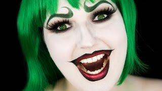 Comic Joker Makeup Tutorial Vloggest - Joker-makeup-tutorial