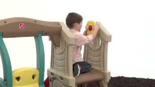 Step2 Play Up Toddler Swing & Slide