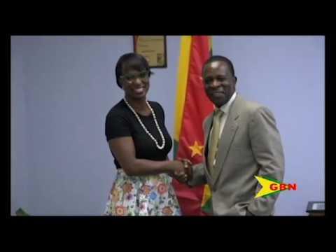 Grenada PM on Canada visa