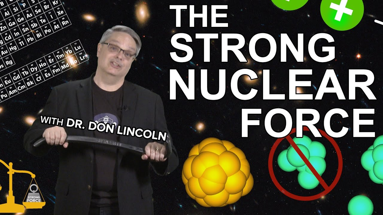 the strong nuclear force The strong nuclear force is one of the four fundamental forces in nature it is  responsible for binding together the fundamental particles of matter.