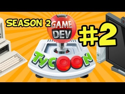 Game Dev Tycoon Walkthrough - Part 2 - Pong (Season 2)
