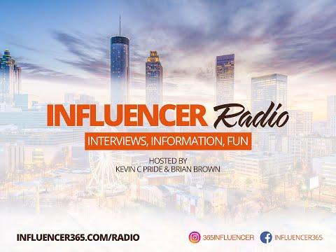 Influencer Radio: Interview with Marc Parham