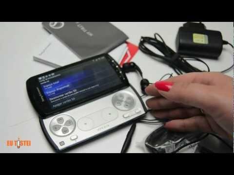 Smartphone Sony Ericsson Xperia Play R800a - Resenha Brasil