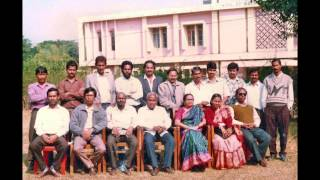Professor Indulata Sukla at Sambalpur University