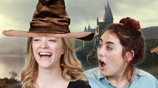 Does This Quiz Match Your Hogwarts House?