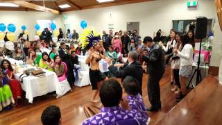 SV's 18th Birthday Cook Island Performance 6