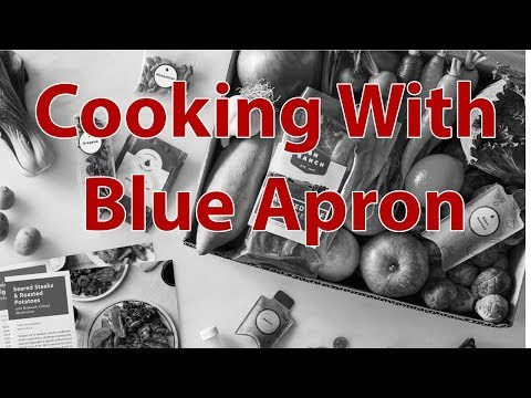 Can Blue Apron Help Me Learn How to Cook? - Chris Plays Gourmet