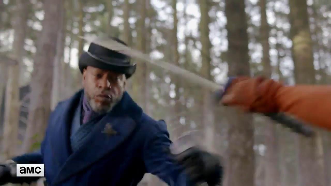 Download Into the Badlands AMC Season 3  Pilgrim  Promo