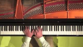 Bizet Carmen Intermezzo Piano Solo - Harmonic Pedal Demo.