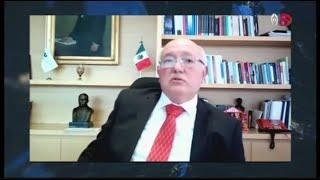 David Colmenares descarta renunciar tras los señalamientos de AMLO