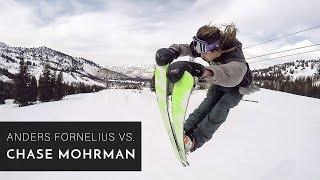 SLVSH || Anders Fornelius vs. Chase Mohrman || ON3P Skis