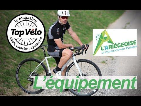 Image de la vidéo Quel matériel vélo choisir pour l'Ariégeoise XXL Cyclosportive ?