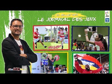 Journal Des Jeux épisode VI: Relais 4x100m Hommes, L'échec