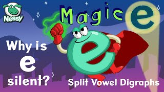Nessy Reading Strategy: Magic e thumbnail