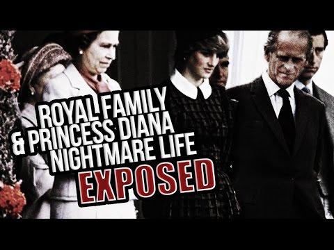 Princess Diana and Royal Family Secrets Exposed