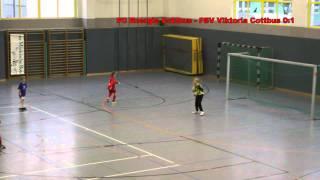 FC Energie Cottbus - Viktoria Cottbus 3:3 (E-Junioren)