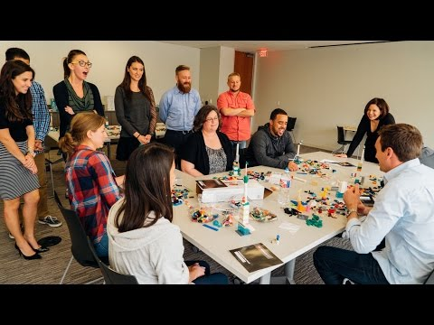 Workshops using Lego Serious Play offered at Rice