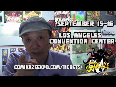 Lo Pan (James Hong) Wants to see YOU at Stan Lee's Comikaze Expo 2012!