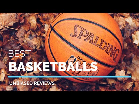 10 Best Basketballs With Price 2020 | Unbiased Review
