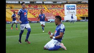 Millonarios 2 Junior 0 - Semifinal Liga Betplay 2021-1: ¡ESTAMOS EN LA FINAL MILLOS QUERIDO!