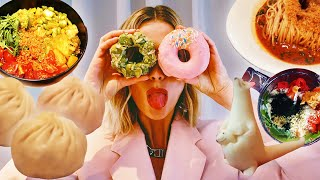 What I Eat In A Day On The Road | Shanghai Edition | Karlie Kloss