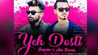 Yeh Dosti Remix Deejay Vijay Mp3 Song Download