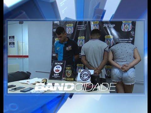 Polícia prende 4 suspeitos de tráfico de drogas no Viver Melhor